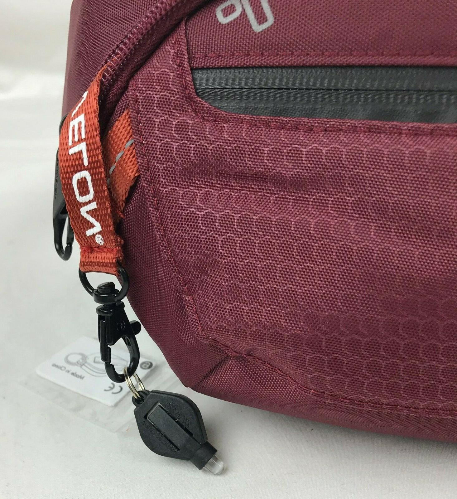 Travelon Active Pack-Wine Anti-Theft Pack