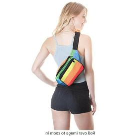 New Rainbow FannyPack Waist Pouch Festival Pack for Men or W