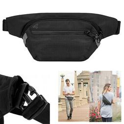 Travelon Anti-Theft Concealed Carry Active Waist Pack Black